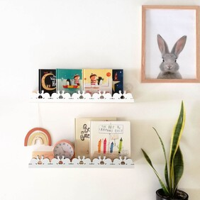 Bunny Rabbit Shelf Ledge