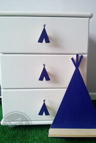 Teepee Drawer Handle