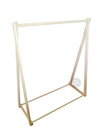 A-frame Clothing Rack