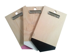 A4 Pointed Clipboard ©