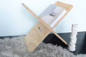 The X Multipurpose stand and Side Table