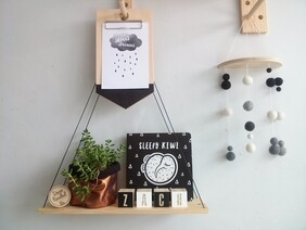 SUPER Swing Shelf