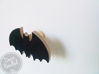 BATty Wall Handle (Screw in or Removable)