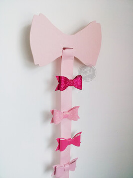 Bow Hanging Wall Handle